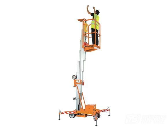 普雷斯特UL15E个人套筒式高空作业平台