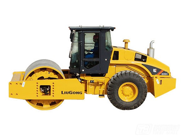 柳工CLG6625E单钢轮压路机