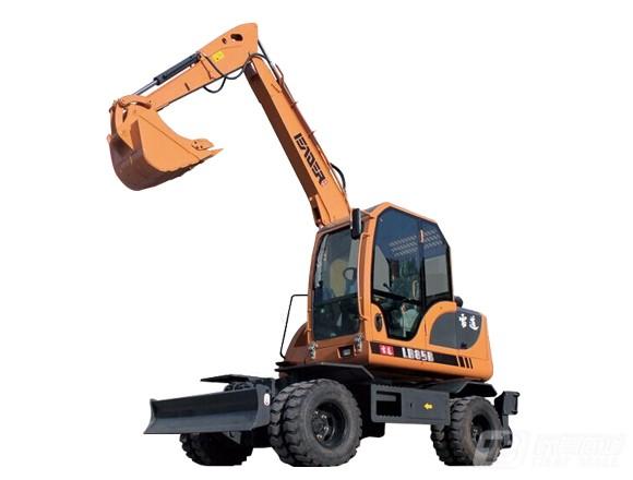 雷道LD85E轮式挖掘机