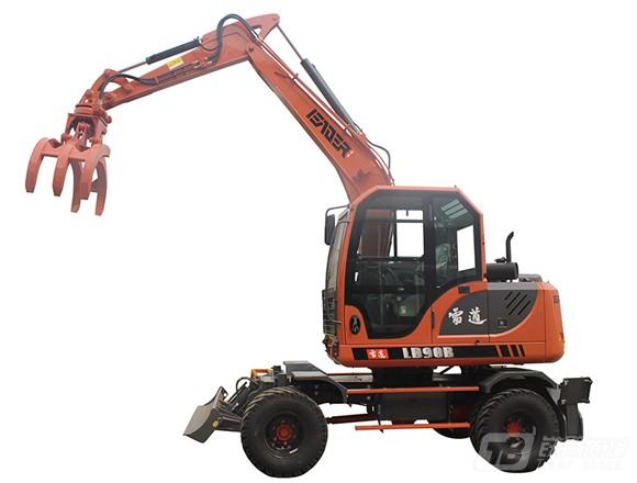 雷道LD90B轮式挖掘机