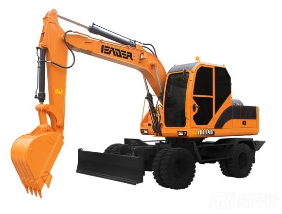雷道LD155D轮式挖掘机