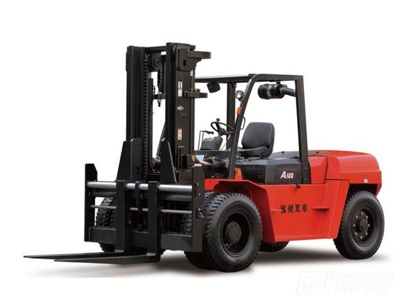 杭叉CPCD80-100-AG58内燃平衡重叉车