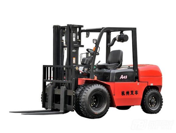 杭叉CPC45-AG53-S内燃平衡重叉车
