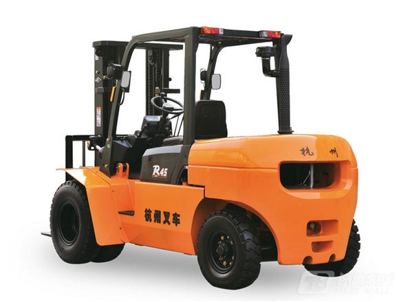 杭叉CPC45-RG53-S内燃平衡重叉车