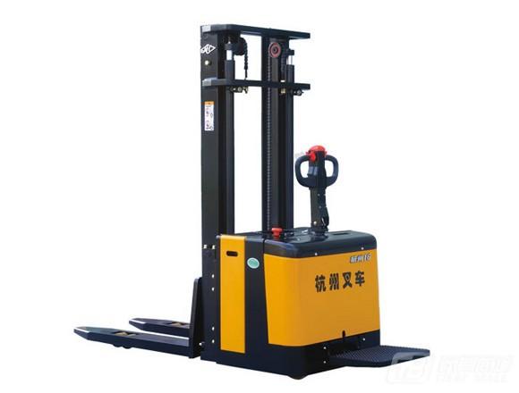 杭叉H系列1-1.6吨电动堆垛车电动叉车