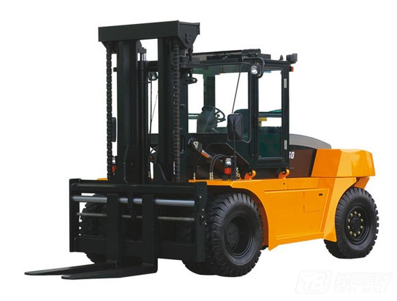 杭叉内燃小12-小16吨内燃平衡重叉车