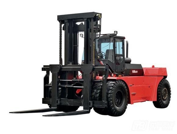 杭叉内燃28-32吨叉车内燃平衡重叉车