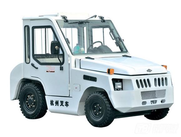 杭叉内燃2-3吨牵引车公路牵引车