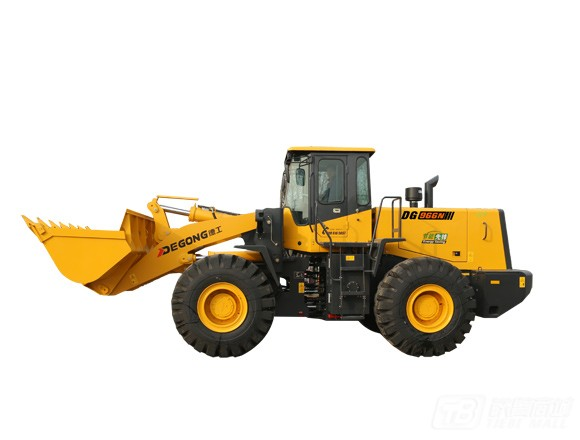 德工DG966N轮式装载机图片