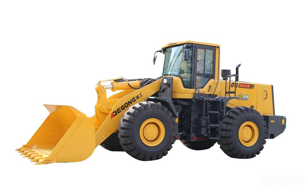 德工DG965N轮式装载机图片