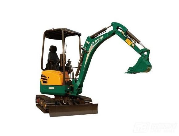 雷沃重工FR18E-u履带挖掘机