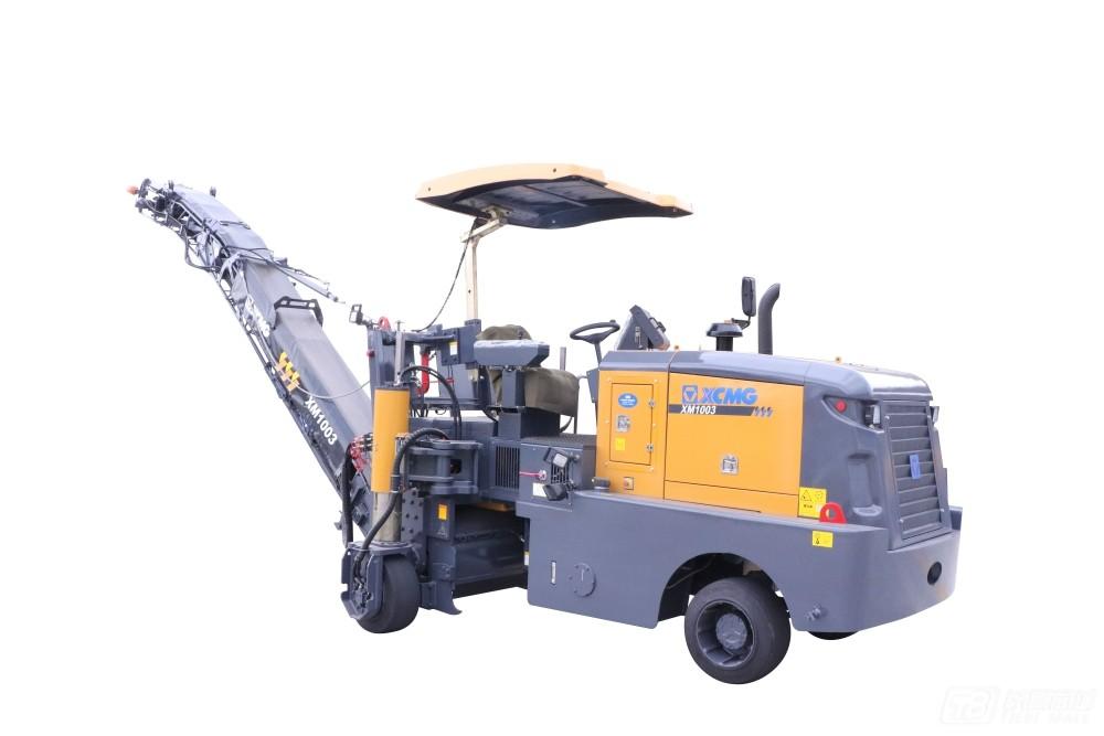 徐工XM1003一米铣刨机