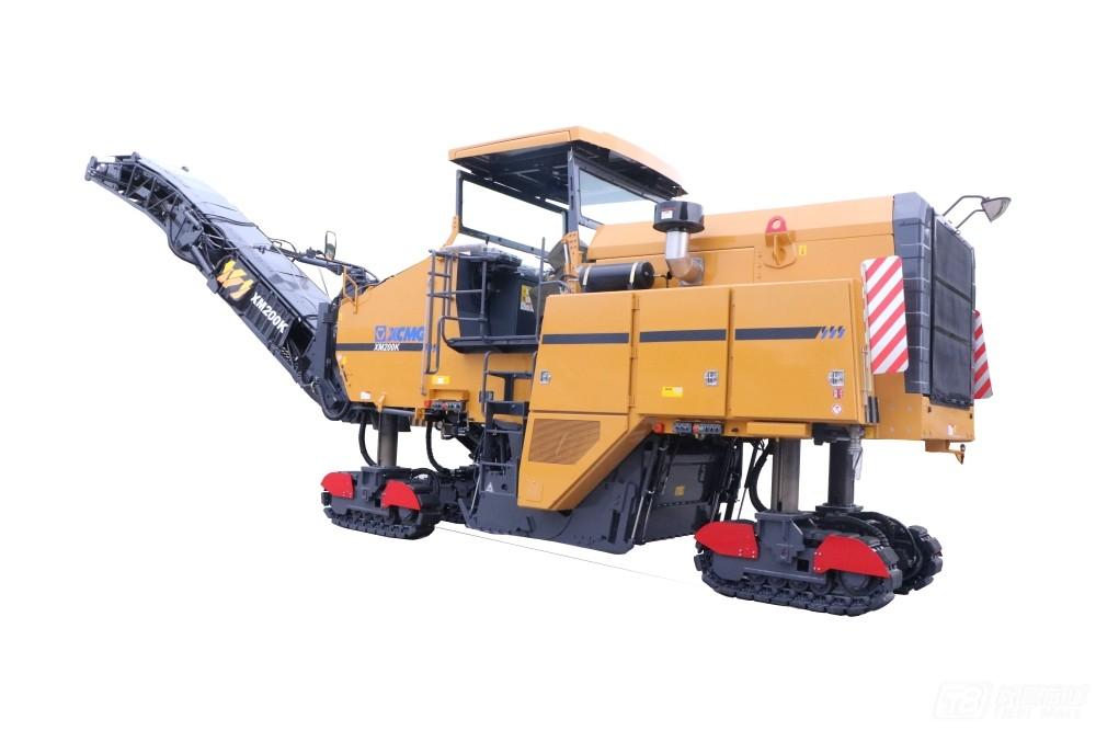 徐工XM200K大型铣刨机