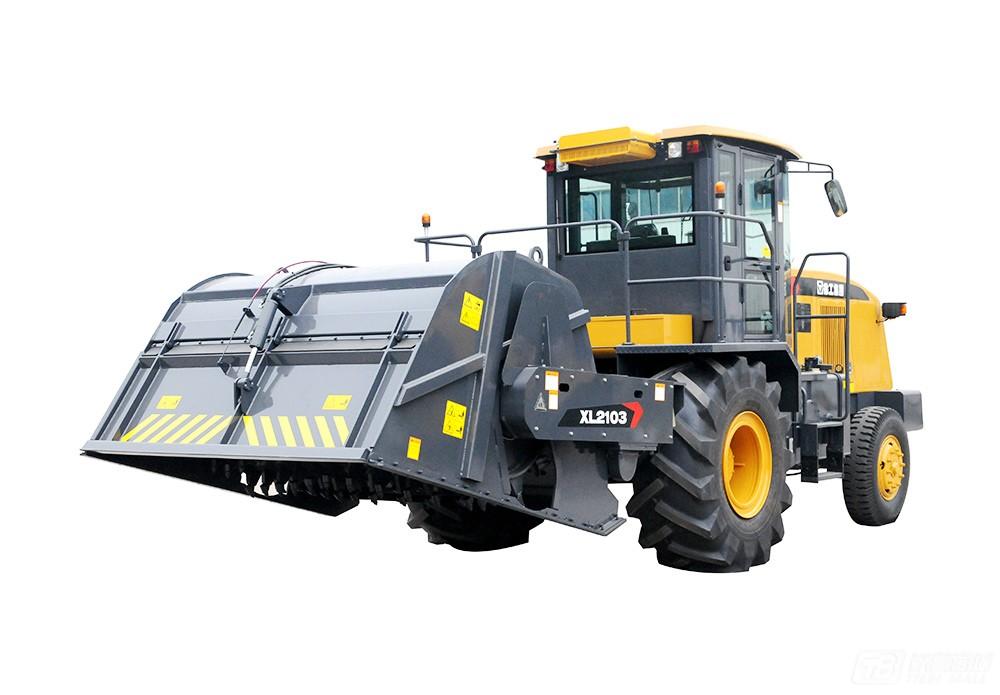 徐工XL2103稳定土厂拌设备