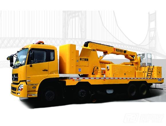 徐工XZJ5316JQJD4桁架式桥梁检测车