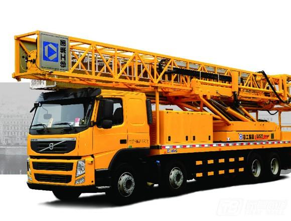 徐工XZJ5321JQJF4桁架式桥梁检测车