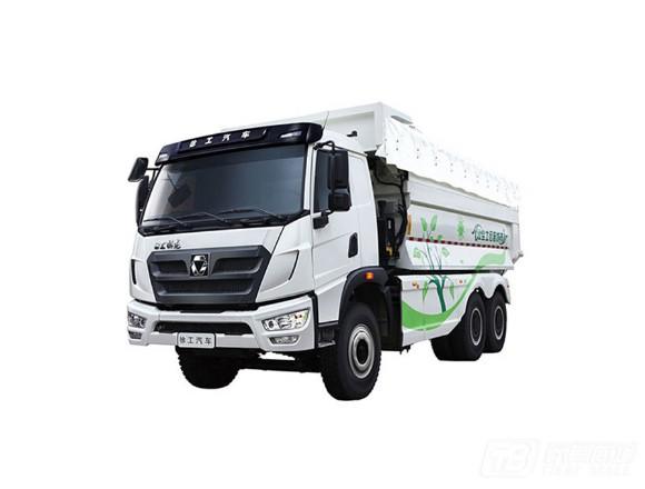 徐工NXG5250ZLJK5新型城市智能渣土车