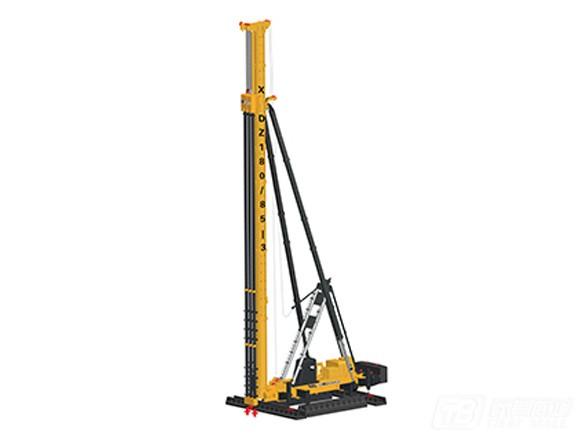 徐工XDZ180/85-3多轴式地下连续墙钻孔机