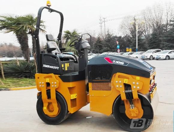 徐工XMR403VT双钢轮压路机
