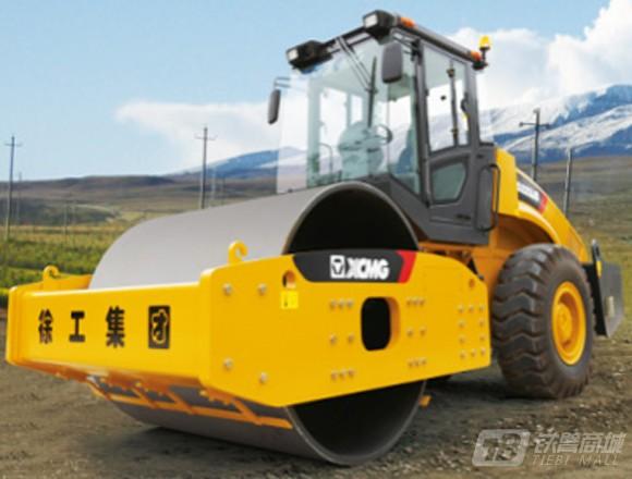 徐工XS263JS双钢轮压路机