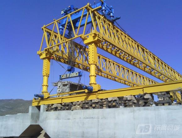 徐工TJ160G公路架桥机