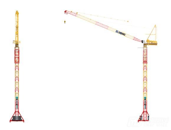 徐工XL4015L-2.9塔式起重机