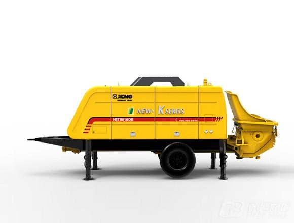 徐工HBT8016KD拖泵