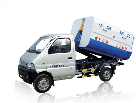 徐工XZJ5020ZXXA5车厢可卸式垃圾车