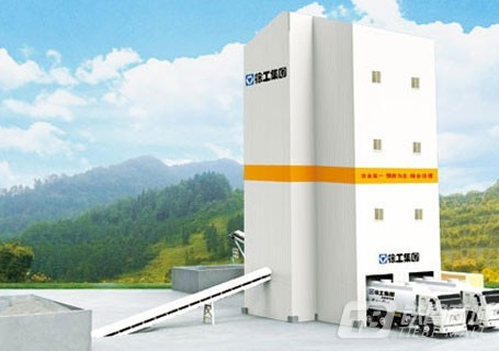 徐工MSV100K干粉/砂浆生产设备