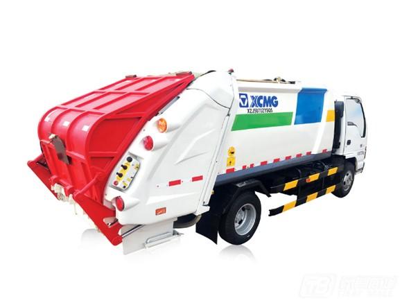 徐工XZJ5080ZYSB5后装压缩式垃圾车