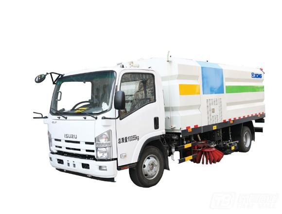 徐工XZJ5100TXSQ5洗扫车