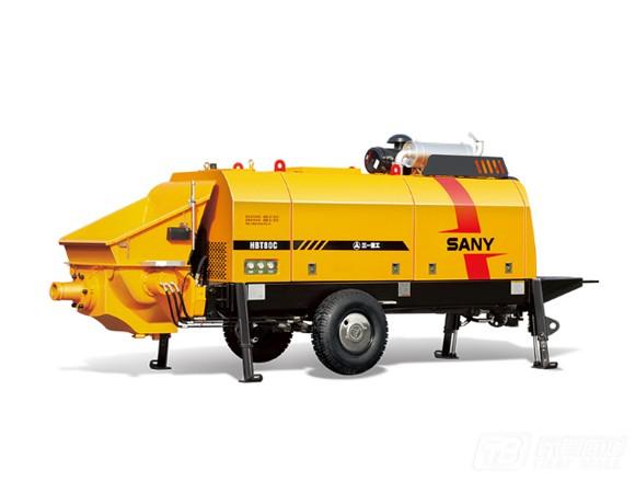 三一HBT12020C-5M 120系列拖泵