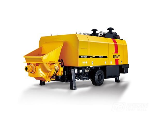 三一HBT9035CH-5M超高压系列拖泵