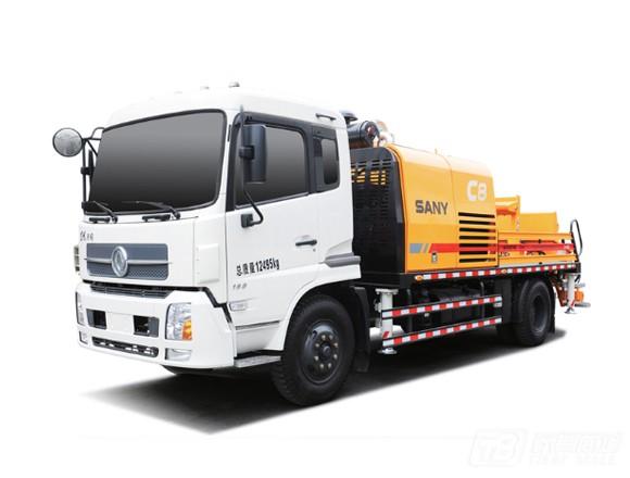 三一SY5128THB-10020C-8S车载泵