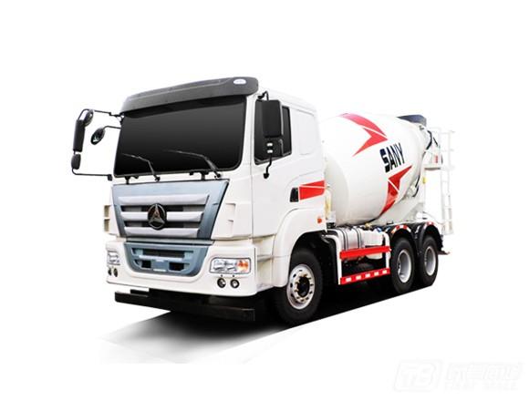 三一SY306C-6  C系列混凝土搅拌运输车