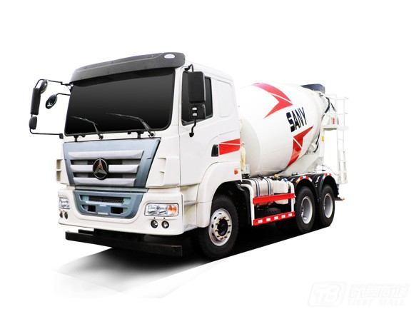 三一SY306C-6(IV)R  C系列混凝土搅拌运输车