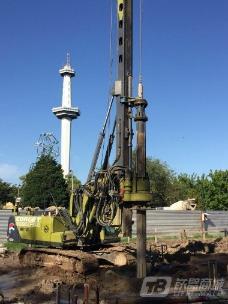 泰信机械KR80A小型旋挖钻机外观图6