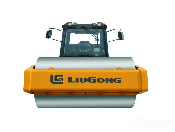 柳工CLG6622E单驱-全液压单钢轮压路机