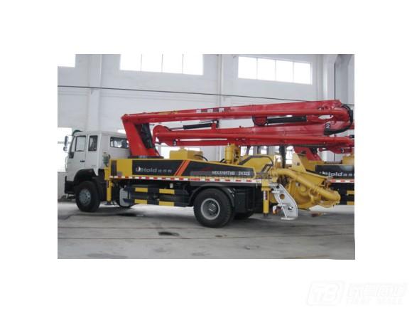 鸿得利HDL5191THB2432E混凝土泵车