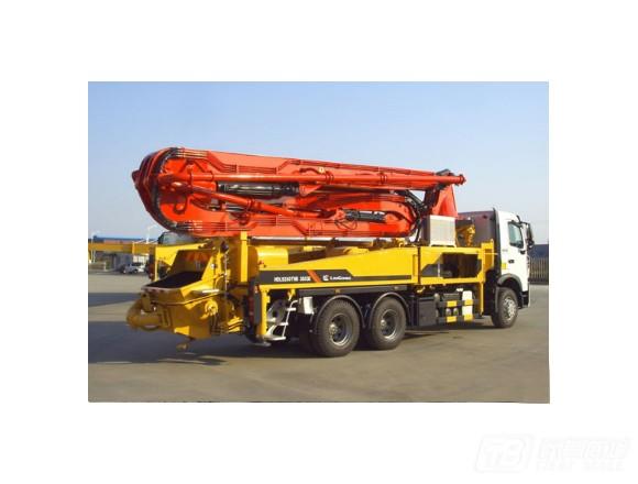 鸿得利HDL5290THB3853E混凝土泵车
