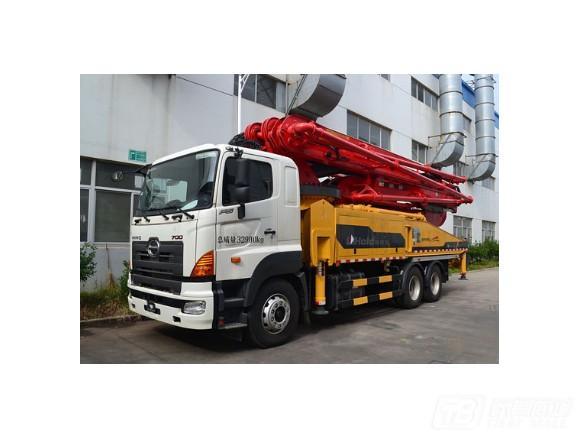 鸿得利HDL5331THB4653D混凝土泵车