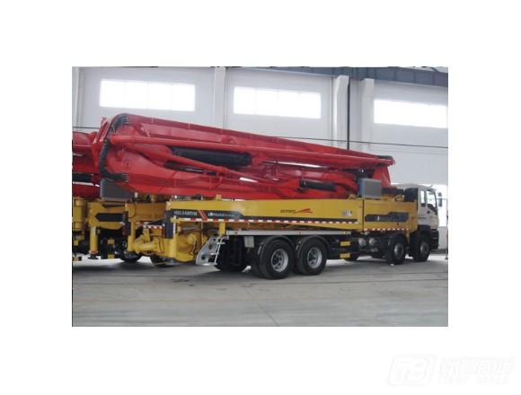 鸿得利HDL5410THB5254E 混凝土泵车