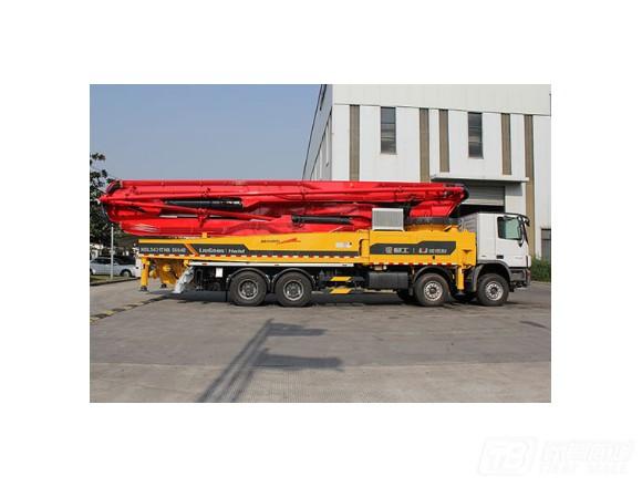 鸿得利HDL5431THB5664E混凝土泵车
