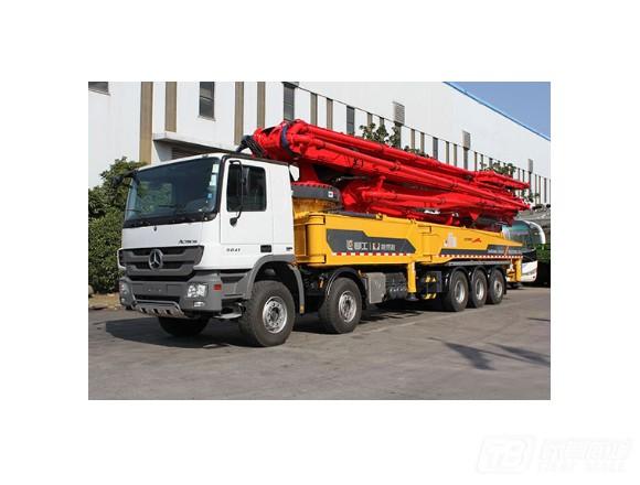 鸿得利HDL5530THB6365E混凝土泵车