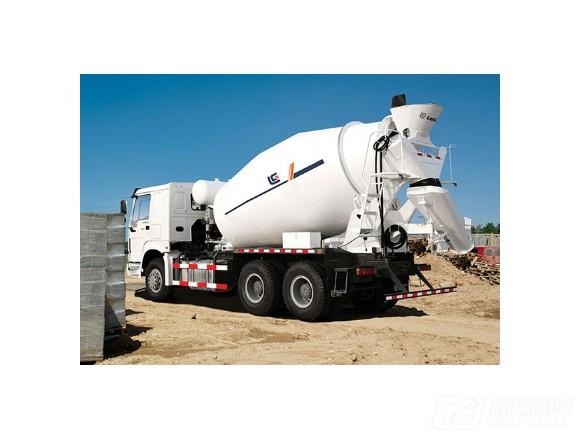 鸿得利CLGTM310E混凝土搅拌运输车