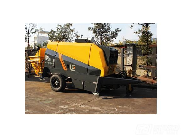 鸿得利HBT451074D拖泵
