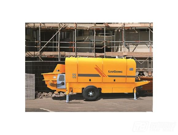 鸿得利HBT801590E拖泵