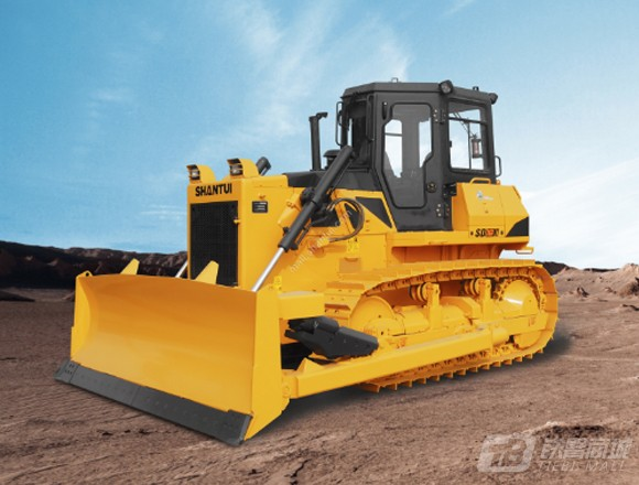 山推SD16TL PLUS机械超湿地型履带推土机图片