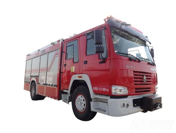 山推PM50H消防车