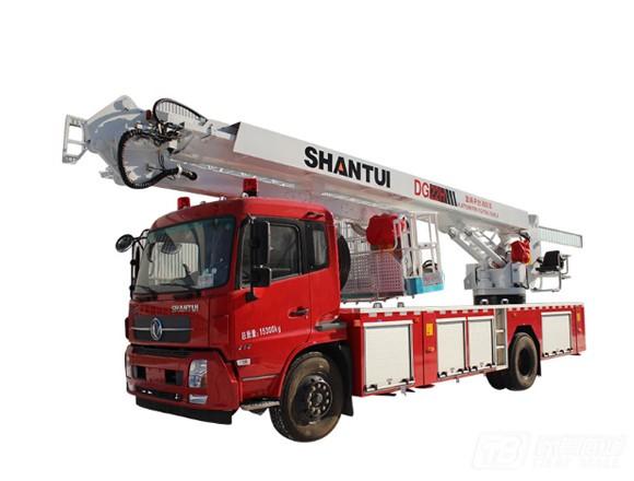 山推DG22H消防车